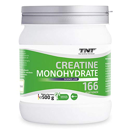 TNT True Nutrition Technology Creapure Pulver