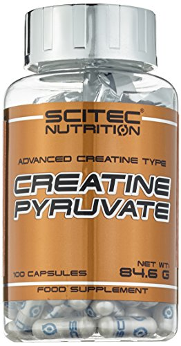 Scitec Nutrition Creatine Pyruvate | 100 Kapseln