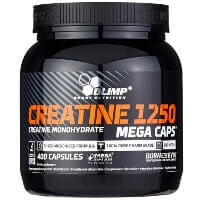 olimp creatine 1250 mega caps bestseller